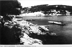 Η Βουλιαγμένη το 1937