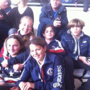 Πολύ καλά οι κολυμβητές μας στο Περιστέρι!