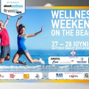 Wellness Weekend on the Beach 27 & 28.06.2015!