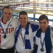Χρυσός ο Ιακωβίδης στο Ευρωπαϊκό Νέων Τεχνικής Κολύμβησης!