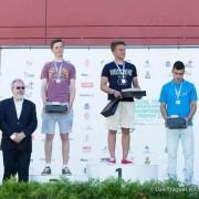 Χρυσος ο Χουσιαδας του ΝΟΒ στο Πανευρωπαϊκό Πρωταθλημα Laser!