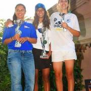 Πρωταθλήτρια Ελλάδος η Μπαξεβάνη στα Laser 4,7.