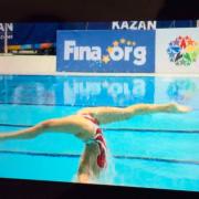 Παγκόσμιο Πρωτάθλημα συγχρονισμένης κολύμβησης.