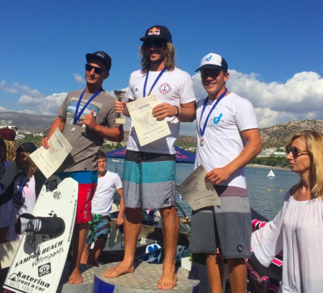Πανελλήνιο Πρωτάθλημα wakeboard στον Ν.Ο.Βουυλιαγμένης.