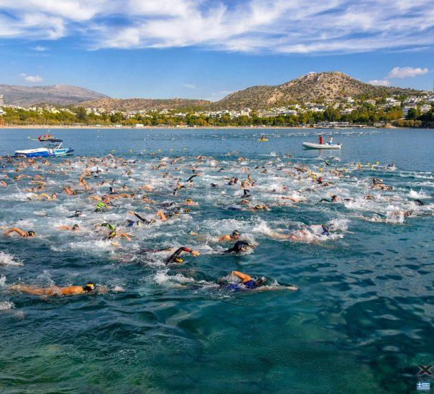 Κολυμβητικός Διάπλους Βουλιαγμένης – Race Report
