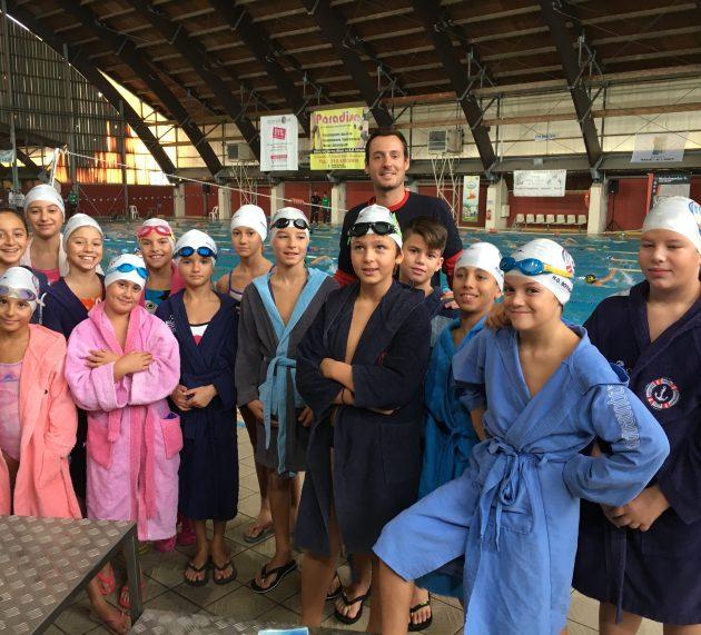 Συμμετοχή Προαγωνιστικής Κολύμβησης στο 8ο Κύπελλο Αγώνων