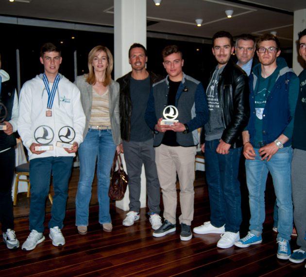 Athens Eurolymp-Πανελλήνιο Πρωτάθλημα  Ολυμπιακών Κατηγοριών-3 Αργυρά και 1 Χάλκινο η ομάδα Laser του ΝΟΒ