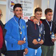 Πανελλήνιο Πρωτάθλημα Laser Radial. Θρίαμβος του ΝΟΒ!