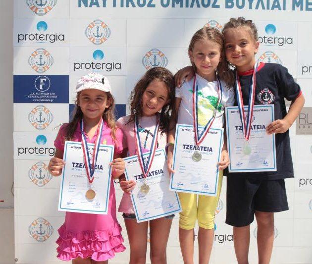 Τζελάτεια Junior 7 – 8 ετών
