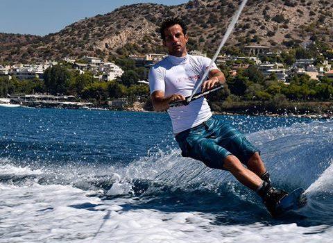 Πανελλήνιο Πρωτάθλημα Θαλάσσιου Σκι