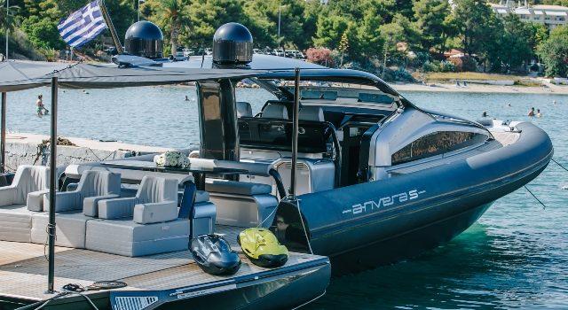 Παρουσίαση του σκάφους Anvera S από την ΕΚΚΑ Yachts
