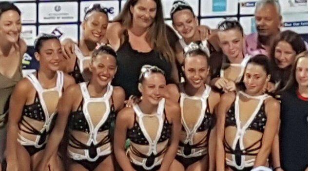 Πανελλήνιο Πρωτάθλημα συγχρονισμένης κολύμβησης κορασίδων 'Α
