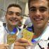 Παγκόσμιοι πρωταθλητές Ζερδεβάς-Δελαγραμμάτικας