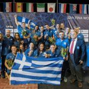 Δεύτερη στον κόσμο η Εθνική ομάδα Νέων γυναικών-MVP και πρώτη σκόρερ της διοργάνωσης η Ξενάκη