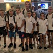 Η ομάδα του optimist στην Κύπρο