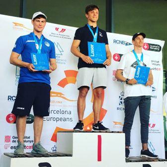Πανευρωπαϊκό Πρωτάθλημα Laser Radial – 1 Αργυρό και 1 Χάλκινο μετάλλιο για τον Παπαδημητρίου!