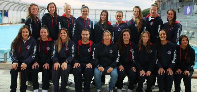 3η Αγωνιστική Α1 Γυναικών Βουλιαγμένη-Ολυμπιακός 7-10