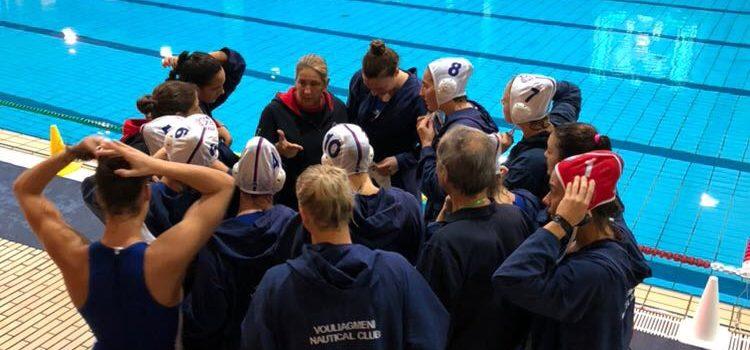 Euro league Women Βουλιαγμένη-Γλυφάδα 21-3