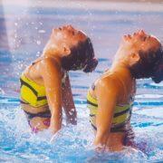 Χειμερινοί αγώνες καλλιτεχνικής κολύμβησης