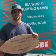 Πρώτος ο Πλυτάς στον Πανελλήνιο Αγώνα Surfing!