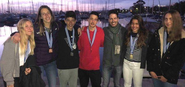 Athens Eurolymp week 2018 – Θρίαμβος για το Τμήμα Ιστιοσανίδας