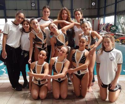 Πανελλήνιο Πρωτάθλημα καλλιτεχνικής κολύμβησης κορασίδων Α