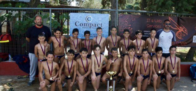 Ο Ν.Ο.Β στο 6ο water polo splash tournament