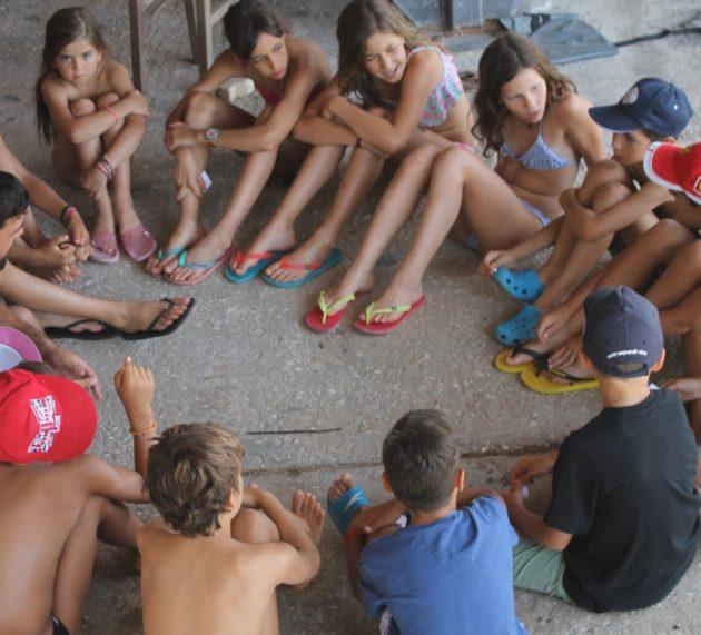 Παιχνίδι & δημιουργική απασχόληση για τα παιδιά των μελών του ΝΟΒ ηλικίας 4-10 ετών τα Σαββατοκύριακα!