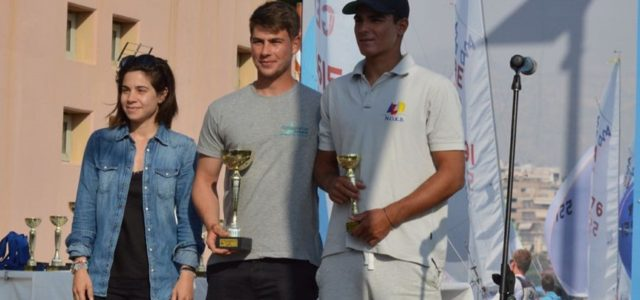 Πανελλήνιο Πρωτάθλημα Laser Ανδρών-Γυναικών! Πρωταθλητής Ελλάδος στους Νέους ο Παπαδημητρίου, Αργυρή η Φακίδη στις Γυναίκες!
