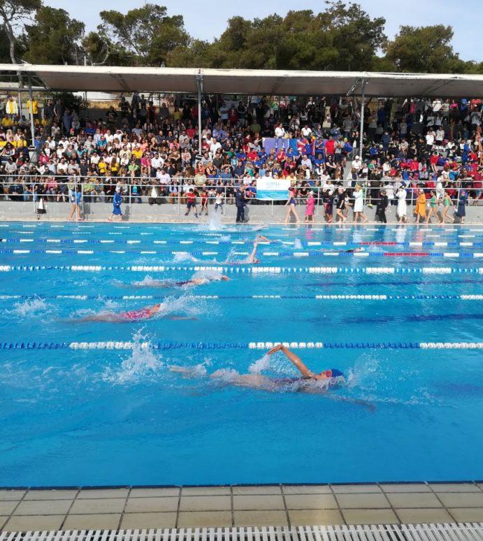 Κολυμβητικοί  Αγώνες Αγωνιστικών και Προ-Αγωνιστικών κατηγοριών