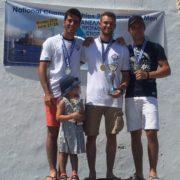 Πανελλήνιο Πρωτάθλημα Laser Radial | Κυρίαρχος για άλλη μια χρονιά ο ΝΟΒ Πρωταθλητής Ελλάδος ο Ζάμμιτ!