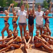 Πανελλήνιο Πρωτάθλημα Καλλιτεχνικής Κολύμβησης Κορασίδων Β' 2018