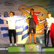 2ος στο Παγκόσμιο Πρωτάθλημα νεότητας ο Αλέξανδρος Καλπογιαννάκης