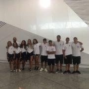 Στην Ουκρανία με την Εθνική Θαλάσσιου σκι για το Πανευρωπαϊκό Νέων οι αθλητές του ΝΟΒ