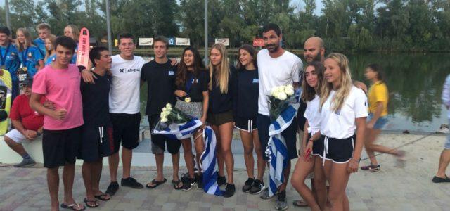 Θαλάσσιο σκι | Πανευρωπαϊκό Πρωτάθλημα Νέων