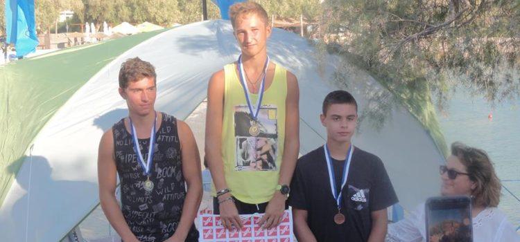 «Σφηττεία 2018»Διασυλλογικός αγώνας windsurfing Techno στο Ναυτικό όμιλο Κέκροπα