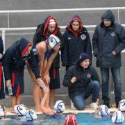 Η ομάδα υδατοσφαίρισης γυναικών Ν.Ο. Βουλιαγμένης στο Kosice για τη Euro League Women 2019