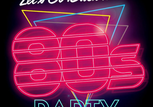 """Party """"Back to the 80s"""" στο Ν.Ο.Β."""
