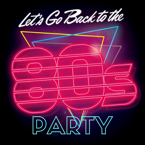 "Party ""Back to the 80s"" στο Ν.Ο.Β."