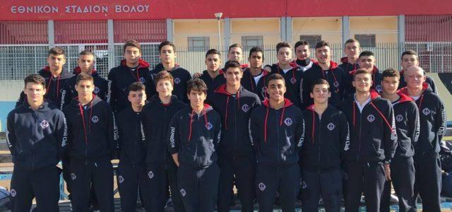 Οι έφηβοι της υδατοσφαίρισης του Ν.Ο.Βουλιαγμένης νικητές στην 1η φάση του Πρωταθλήματος Εφήβων