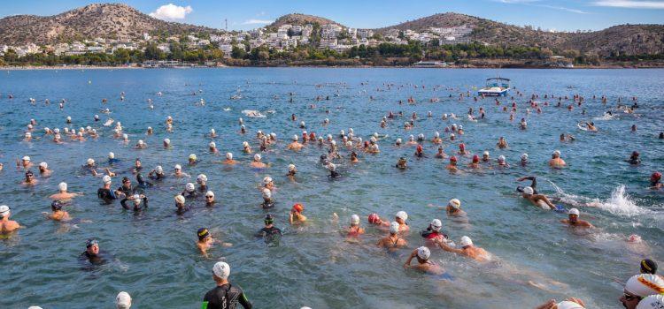 N.O.B. Swim & Run: Για πρώτη φορά κολύμπι και τρέξιμο στην Αθηναϊκή Ριβιέρα