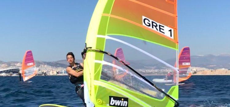 Πρόκριση εθνικών ομάδων στα Windsurfing RS:X