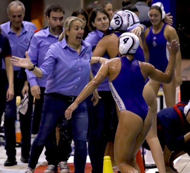 Οι γυναίκες της υδατοσφαίρισης του Ν.Ο.Βουλιαγμένης είναι πλέον στην ελίτ της Ευρώπης!
