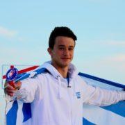 1ος Παγκόσμιος Πρωταθλητής ο Αλέξανδρος Καλπογιαννάκης