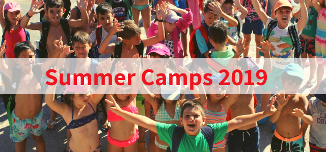 Summer Camp 2019: Οι καλύτερες διακοπές στην πόλη! | The best vacations in town!