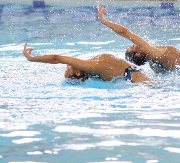 Το Πανελλήνιο Πρωτάθλημα Καλλιτεχνικής Κολύμβησης Κορασίδων Β' στο Ν.Ο.Β.