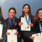 22 μετάλλια στην ομάδα κολύμβησης του Ν.Ο.Β. στους διασυλλογικούς αγώνες στο Χαϊδάρι