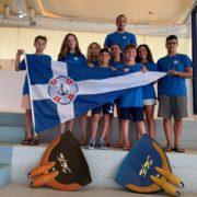 10 μετάλλια για την ομάδα Τεχνικής Κολύμβησης του Ν.Ο.Βουλιαγμένης από το Πανελλήνιο Πρωτάθλημα Κατηγοριών