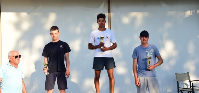 Χάλκινο μετάλλιο για τον Βασίλη Σπυράτο στο Πανελλήνιο Πρωτάθλημα Laser Radial