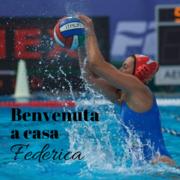 Η Φεντερίκα Λαβί επιστρέφει στην ομάδα υδατοσφαίρισης της Βουλιαγμένης